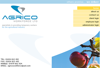 Agrico Workforce
